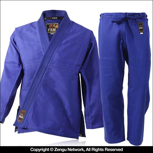 Fuji Summerweight BJJ Gi (Blue)